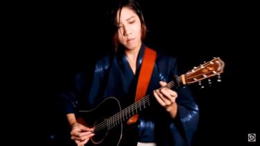 【Osamuraisan】本名や年齢、素顔を徹底調査!イケメンで東大卒?ギター1本で話題曲を網羅!ライブ動画も超クール!
