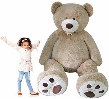 【所沢】200cmの巨大クマについて徹底解説!コストコで出会える?気になる値段は?はじめしゃちょーの相方として大活躍!?