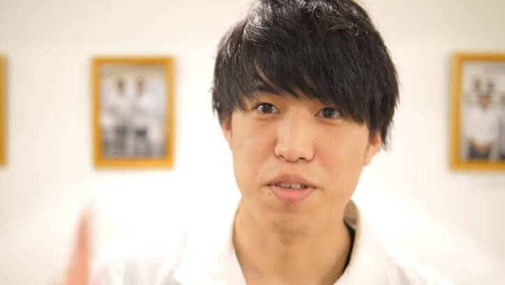 美容整体師川島さん。アイキャッチ