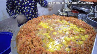【Aamchi Mumbai】ムンバイのインド料理動画を紹介!大きなフルーツNINJAって?巨大スクランブルエッグも注目